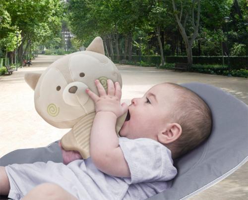 Muñeco de apego de Miniland Baby