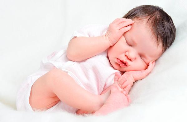 curiosidades de los recién nacidos