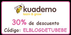Descuento El Blog de tu Bebe y Kuaderno
