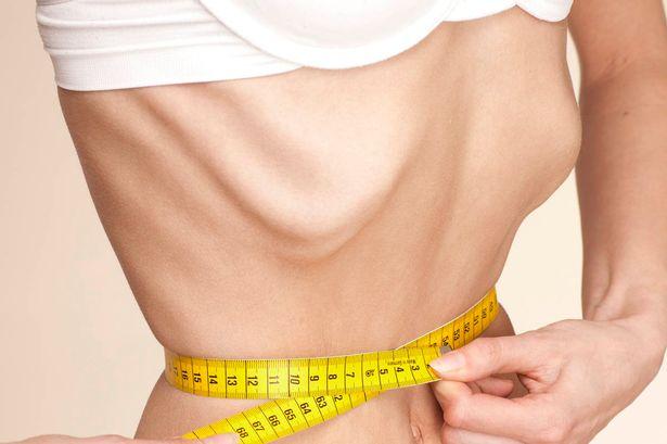 anorexia de niños y jovenes