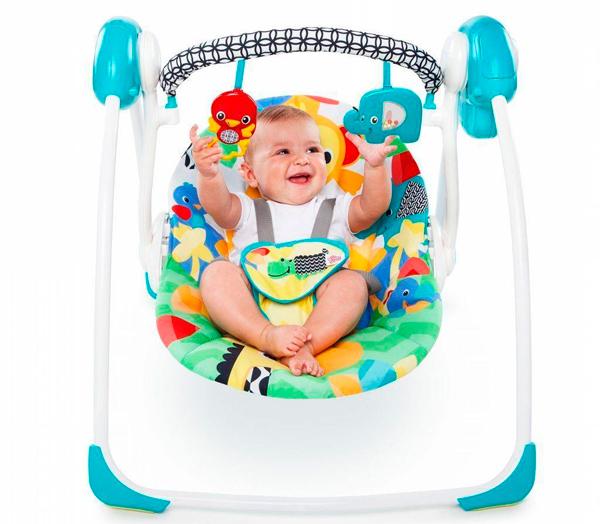 columpios para bebés baratos