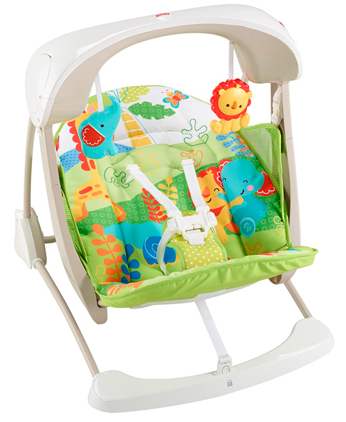comprar columpio fisher price