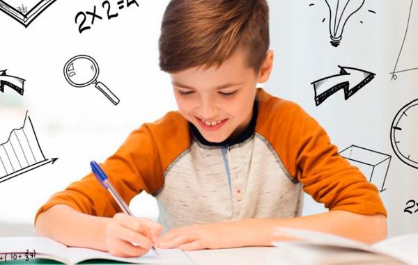 ejercicios aprendizaje niños