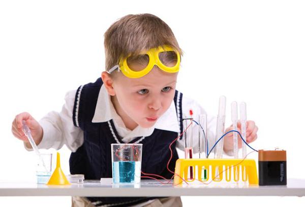 experimentos para niños fáciles