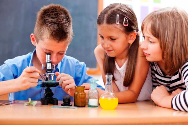 experimentos para niños primaria
