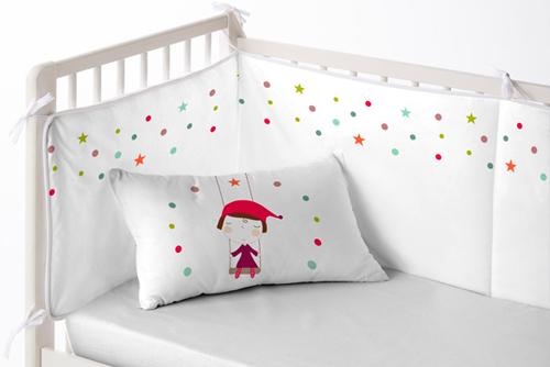 361fe3dc05d ▷ Los Mejores Protectores de Cuna para Bebés ⇒ ♥♥♥