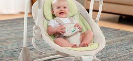 Los mejores columpios para bebés calidad precio