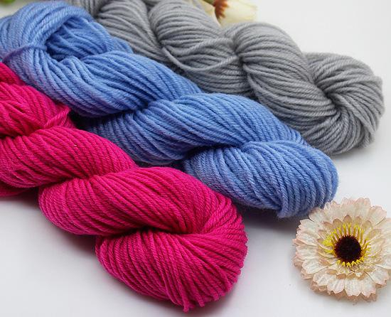 lanas para zapatillas a ganchillo