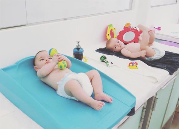 bebés en el centro baby spa madrid
