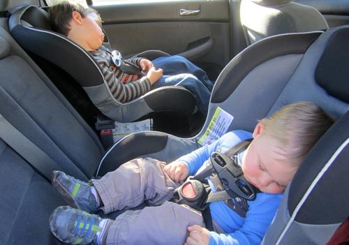 dgt sillas infantiles normativa