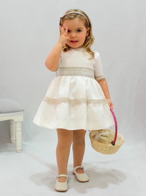 vestidos para niños arras boda