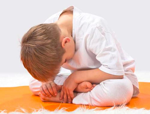 yoga de infantil