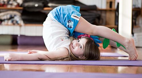 yoga para primaria