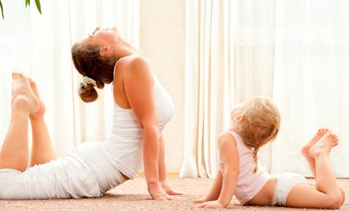 Yoga para niños a domicilio