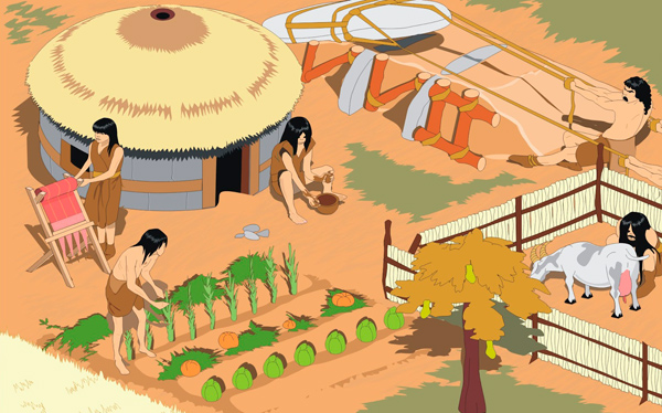 actividades prehistoria primaria