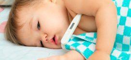 Convulsiones febriles en niños; ¿Cómo debemos actuar?