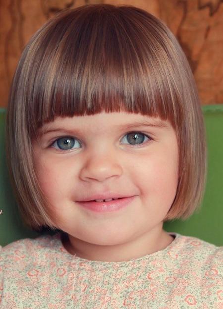 cortes de pelo para niñas
