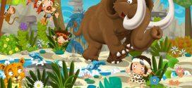 Prehistoria para niños; ¡Aprenderán de una forma divertida!