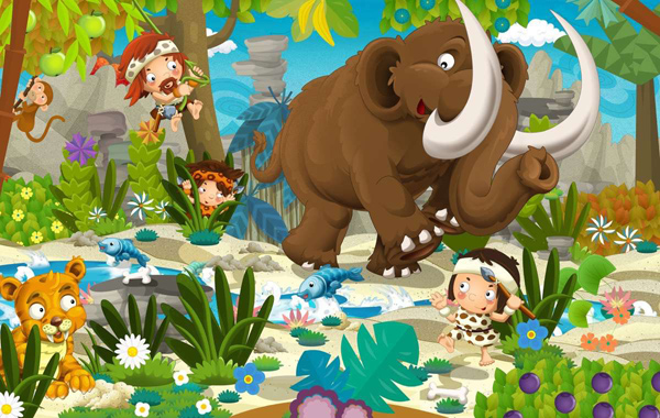 dibujos de la tierra para niños