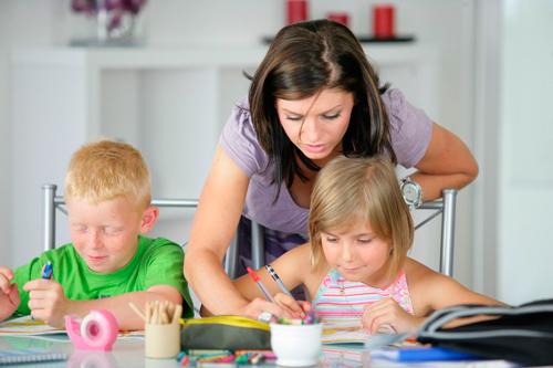 educación infantil en casa