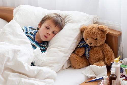 eosinofilia en niños