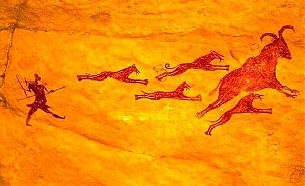 herramientas prehistoria para niños