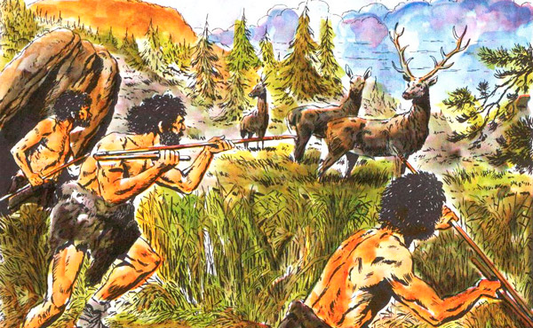 imagenes prehistoria para niños