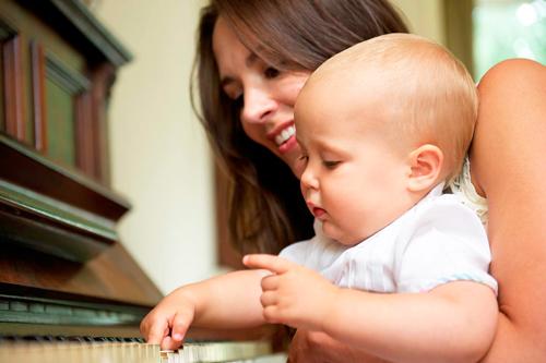 música vientre materno