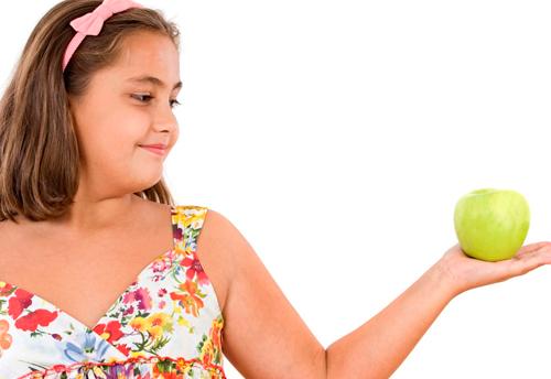 Obesidad adolescente infantil