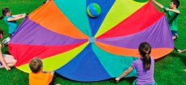 8 juegos de paracaídas para niños; ¡Totalmente recomendados!