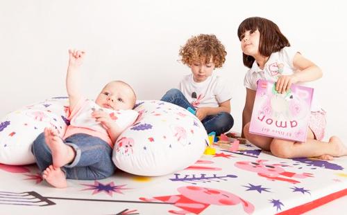 manta de juegos bebe