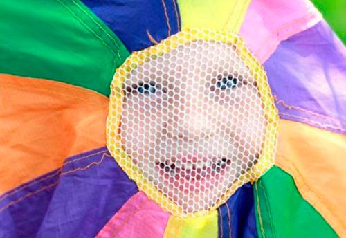 paracaidas infantil barato