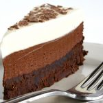 tarta de tres chocolates receta facil