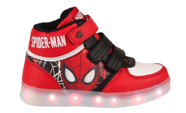 Zapatos Spiderman infantiles GOmEnXw4