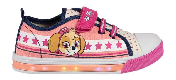 zapatos con luz