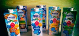 Nestlé Junior Crecimiento Opiniones; ¿La mejor leche de crecimiento para niños?