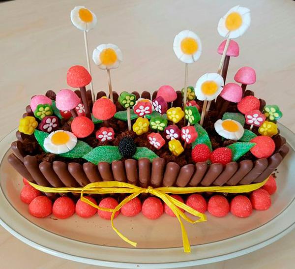 tartas de cuches para san valentn