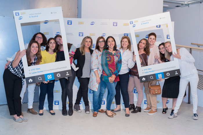 evento henkel - mamas blogueras - el blog de tu bebe