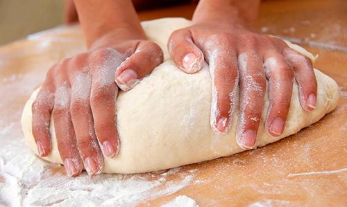 como se hace pan casero