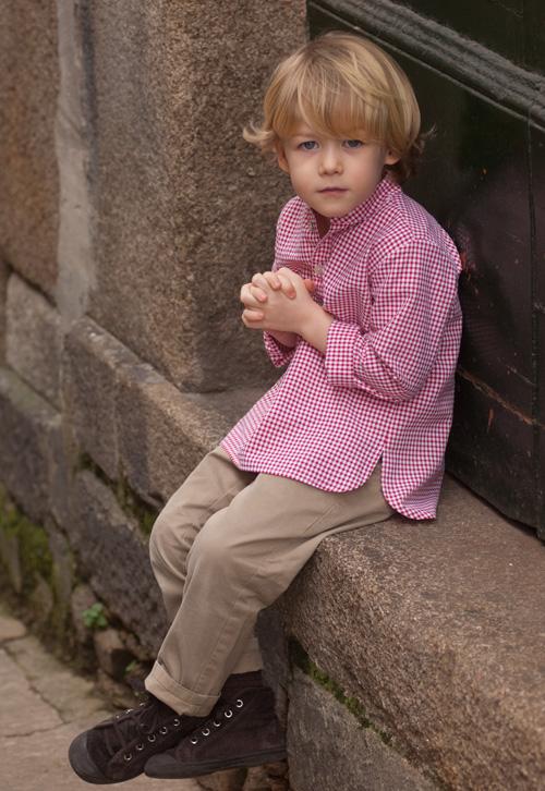 ropa infantil Valentina