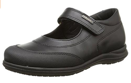 zapatos de piel niños