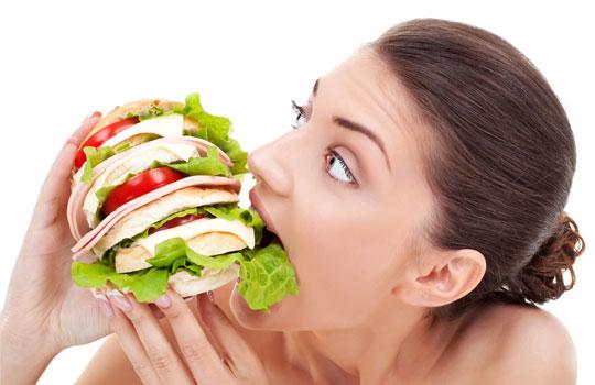 consecuencias de comer demasiado rápido