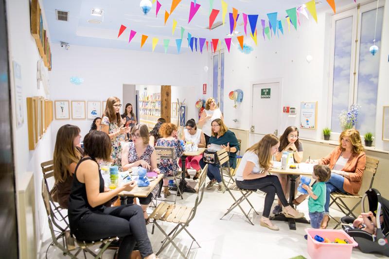evento Madrid Nestlé y El Blog de tu Bebé