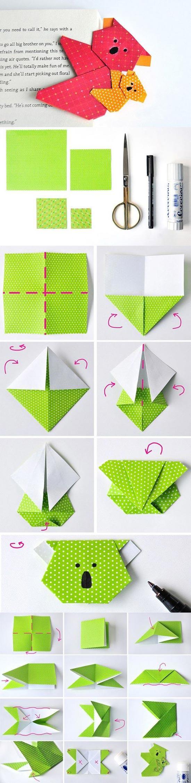 manualidades faciles con papel