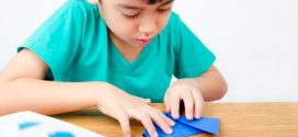 Cómo hacer papiroflexia para niños (paso a paso); ¡Muy fácil!