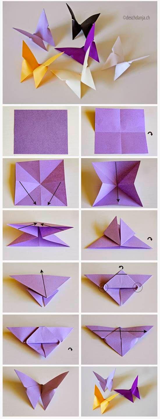 papiroflexia para niños fácil