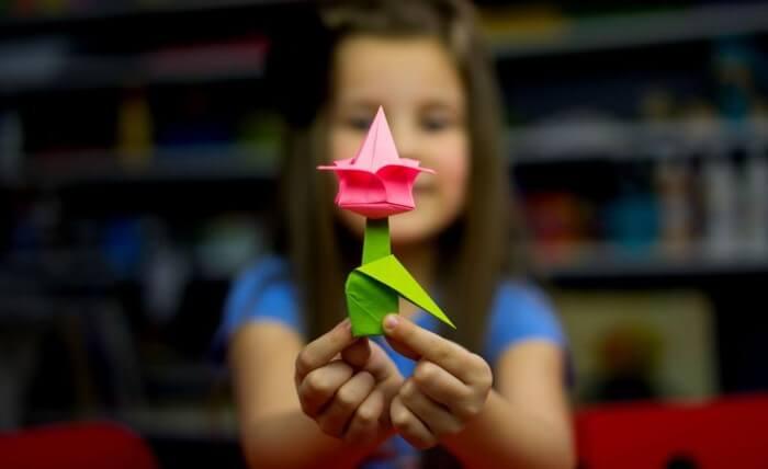 beneficios de la papiroflexia para niños