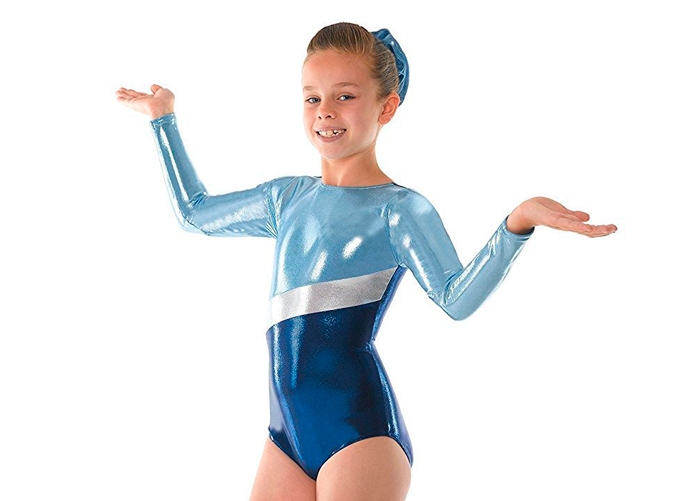 gimnasia ritmica niños equipacion