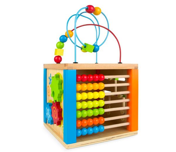 hacer juguetes de madera para niños