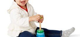 Los mejores juguetes de madera para bebés y niños